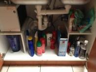 Under Sink Make over - Before