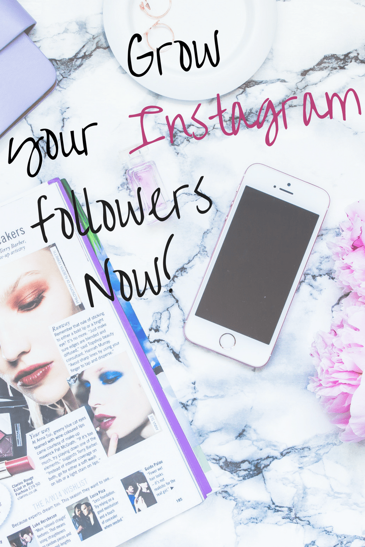 Grow your instagram followers without follow/unfollow method