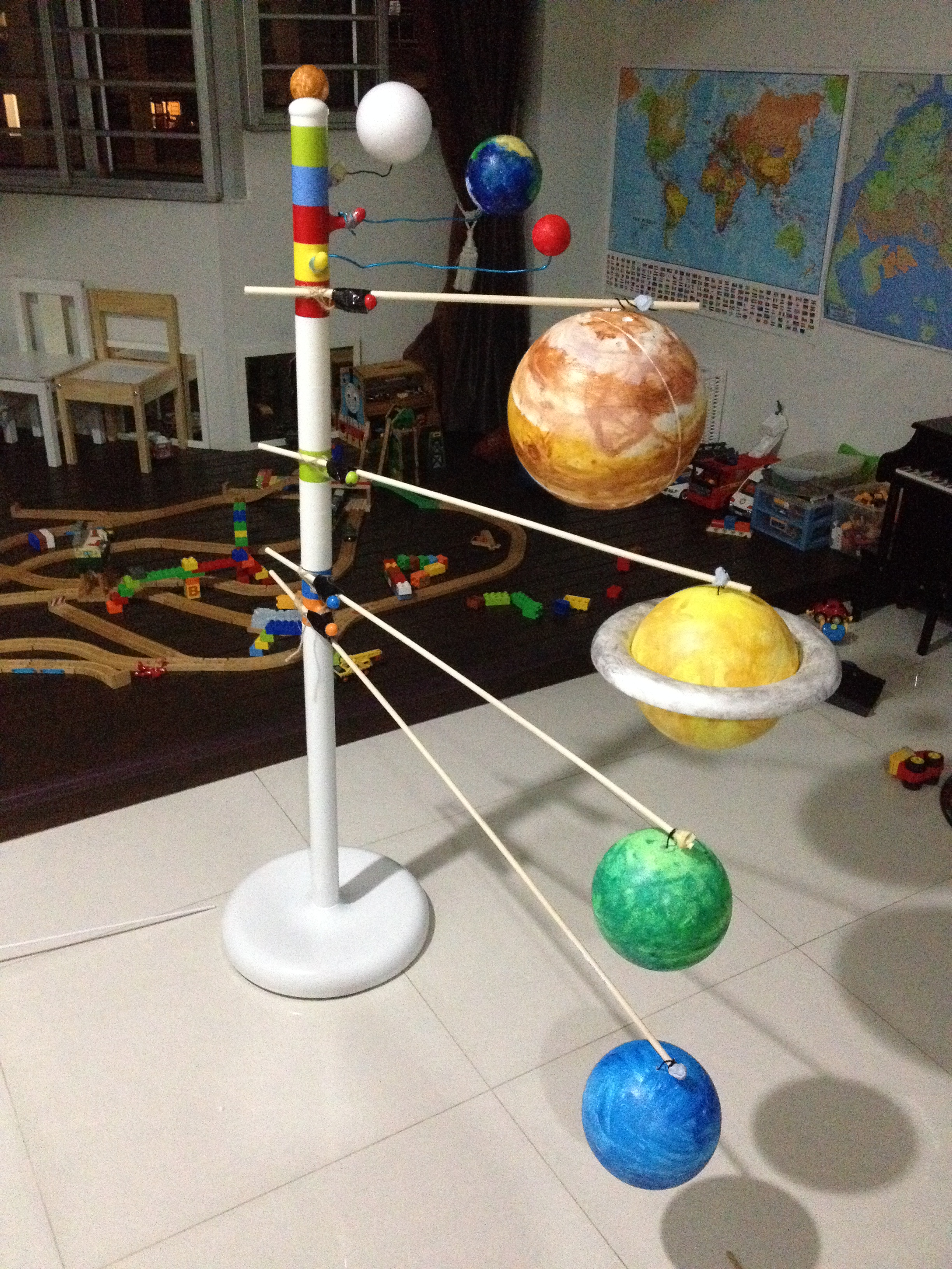 Our Diy Solar System