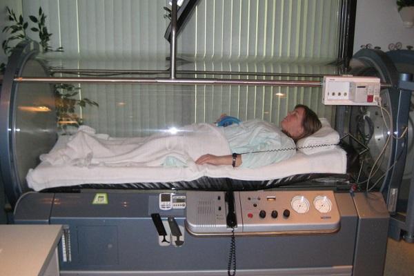 Thérapie Chambre d'oxygène: un nouveau traitement pour la fibromyalgie
