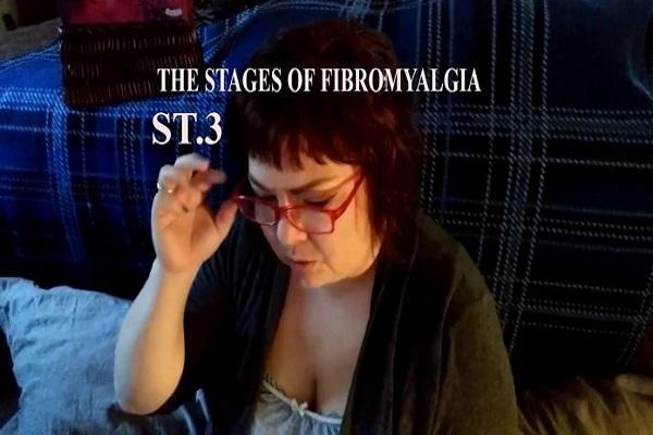 Les différentes étapes de la fibromyalgie (6ème est si effrayant ...!)