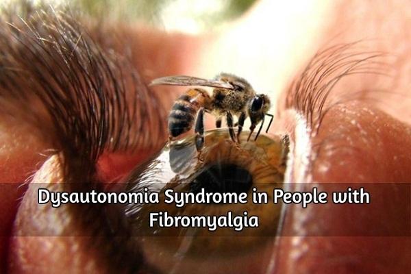 Syndrome de dysautonomie chez les personnes atteintes de fibromyalgie