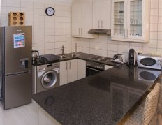 Seaside Village Fully Equipped Kitchen