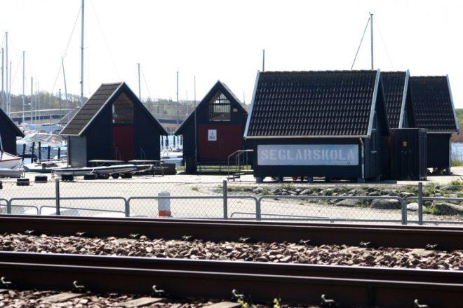Seglarskolan i Skälderviken