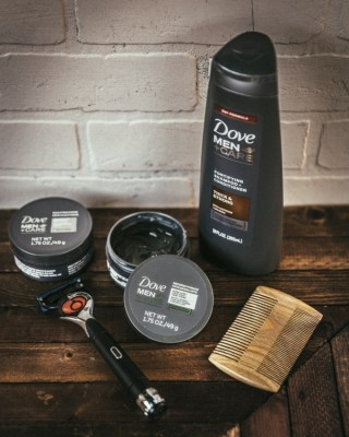 Hair Care with Dove Men+Care - Stay Classic