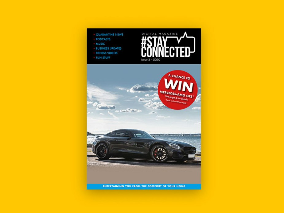 Stay Connected Magazine - Issue 3
