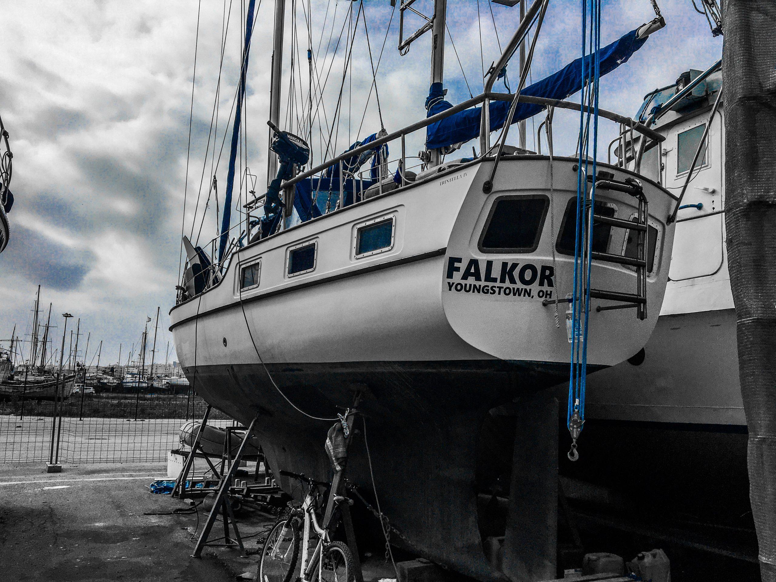 SV Falkor