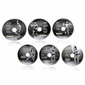 hammer and chisel workout DVDs