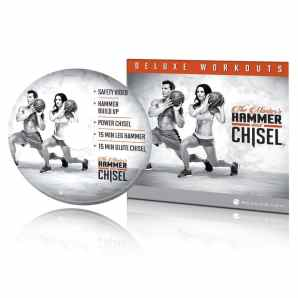 hammer and chisel deluxe DVDs