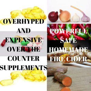 health benefits of fire cider