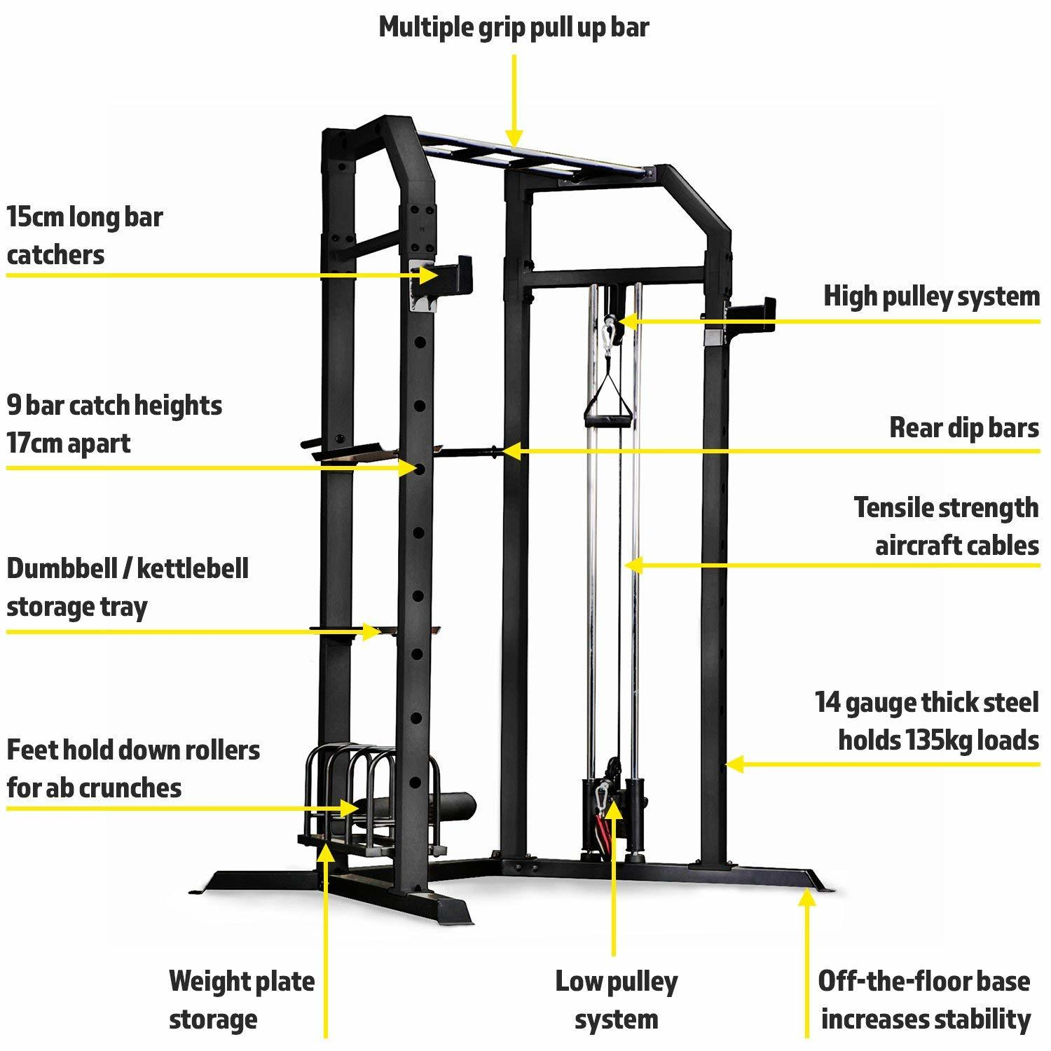 11 Best power racks for every budget 26