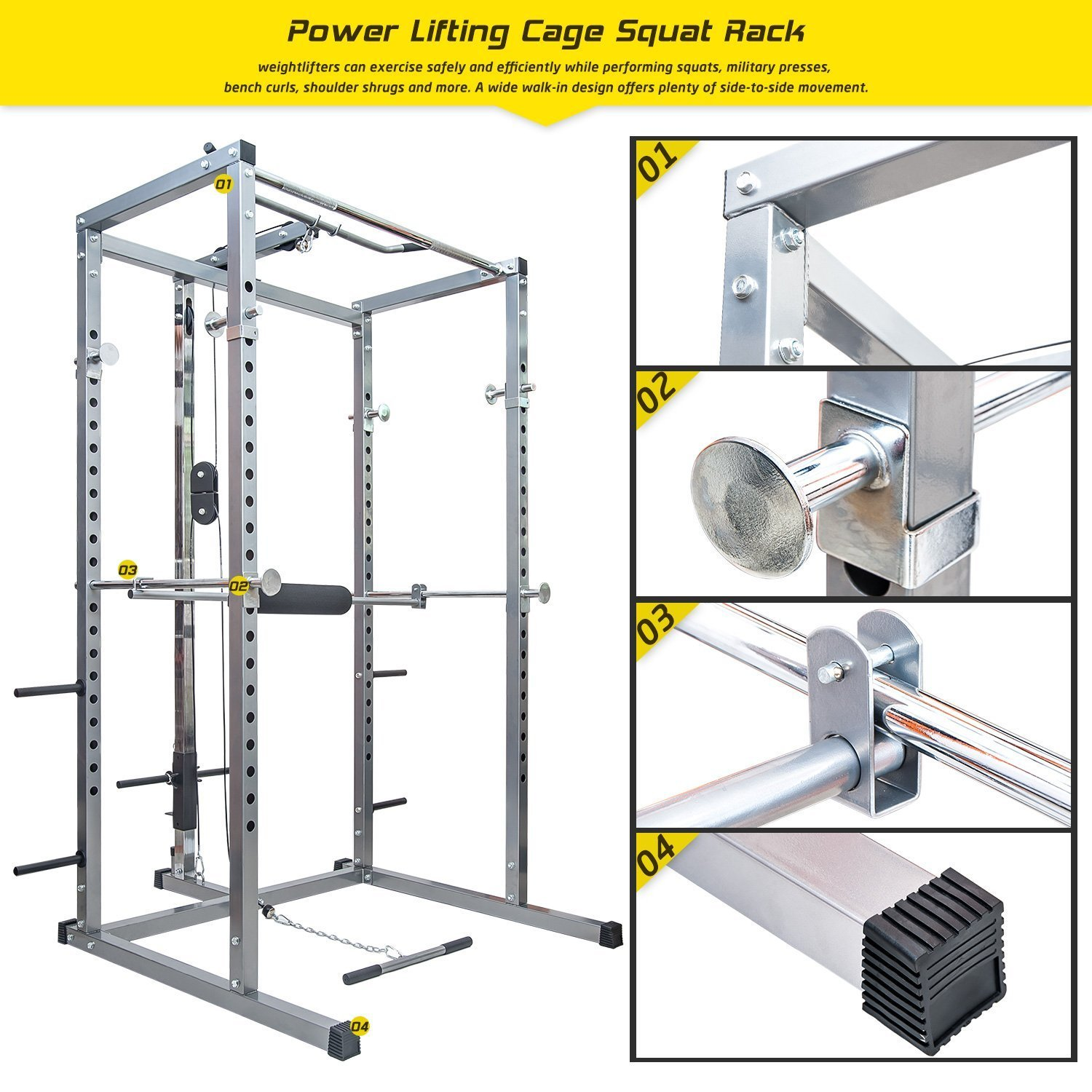11 Best power racks for every budget 9