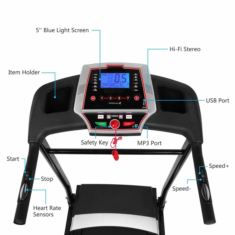 10 best treadmills under $500 & $1000 for home gym 17