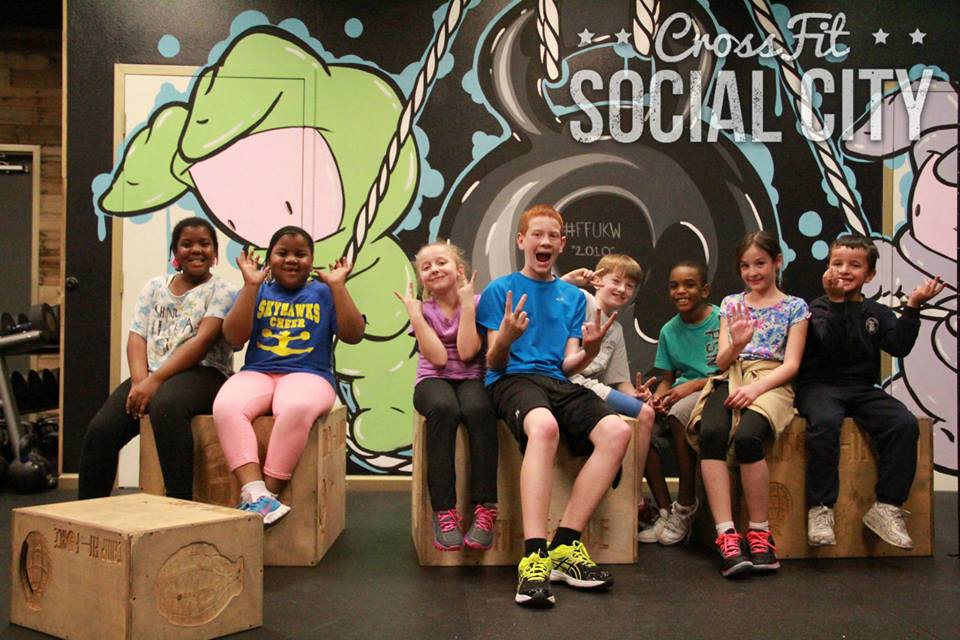 CrossFit Kids is an amazing way for kids to develop confidence, team building, and a love and appreciation for health and fitness!