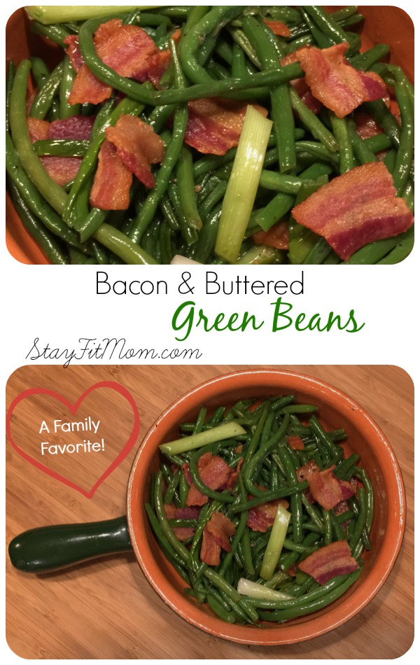 My whole family loves this green bean dish! We have it every holiday!