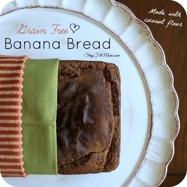 I've got to make this Paleo Banana Bread!