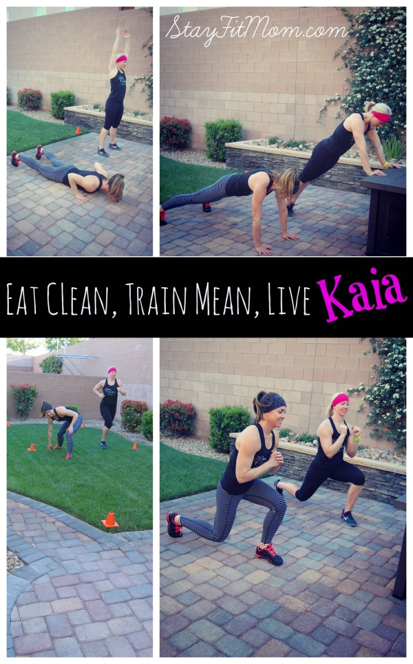 I've got to try this Kaia Fit workout when I get home!
