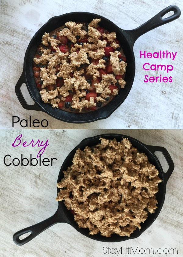 Delicious gluten free cobbler your whole family will love!