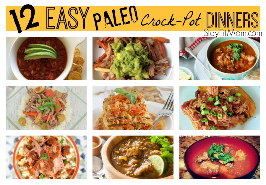Love these delicious crockpot meals that StayFitMom.com put together!