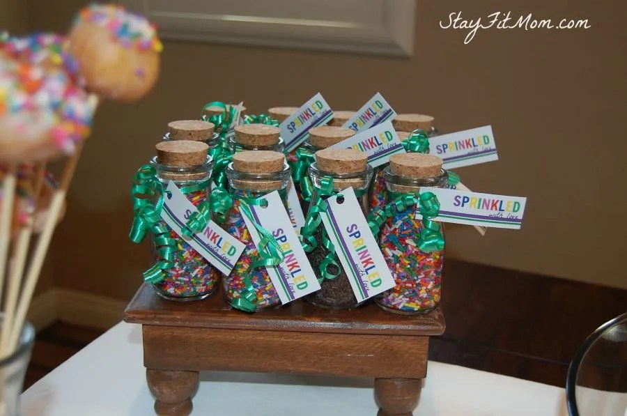 EASY baby sprinkle ideas from StayFitMom.com