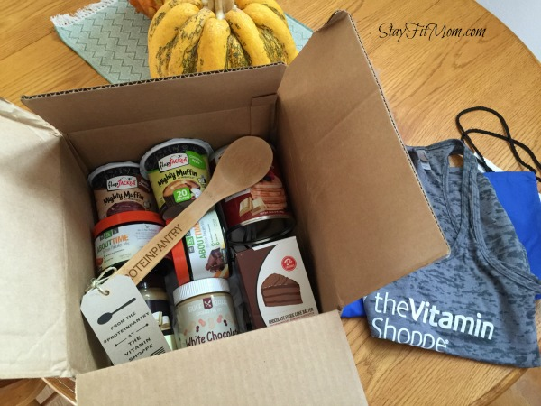 New Protein Pantry products from The Vitamin Shoppe