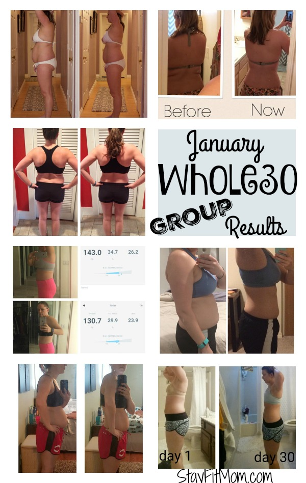 A group of women share their greatest victories with Whole30.