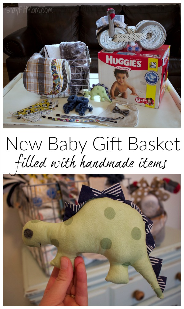 Super cute idea for a baby shower gift! #SnugHugs #ad