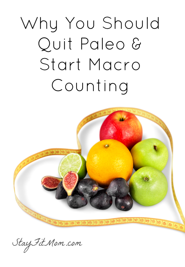 What is this new craze over macro counting all about? All my Crossfit friends are now doing this.