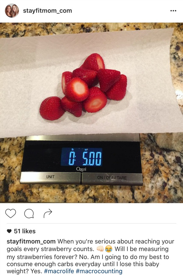 I love following Stayfitmom_com for lots of healthy recipes and macro information