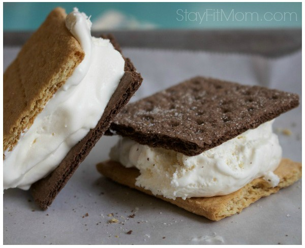 The best tasting low calorie ice cream sandwich you'll EVER eat!
