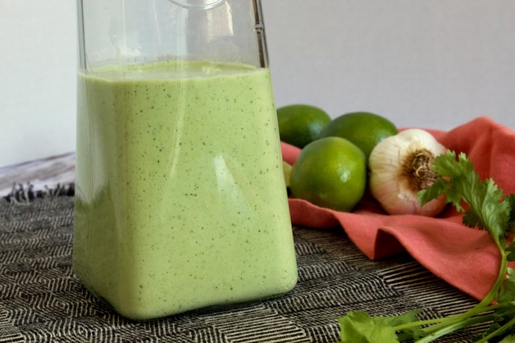 Easy to make, macros friendly, lightened up ranch dressing! Macros per ounce: .3P/2.8C/3.2F
