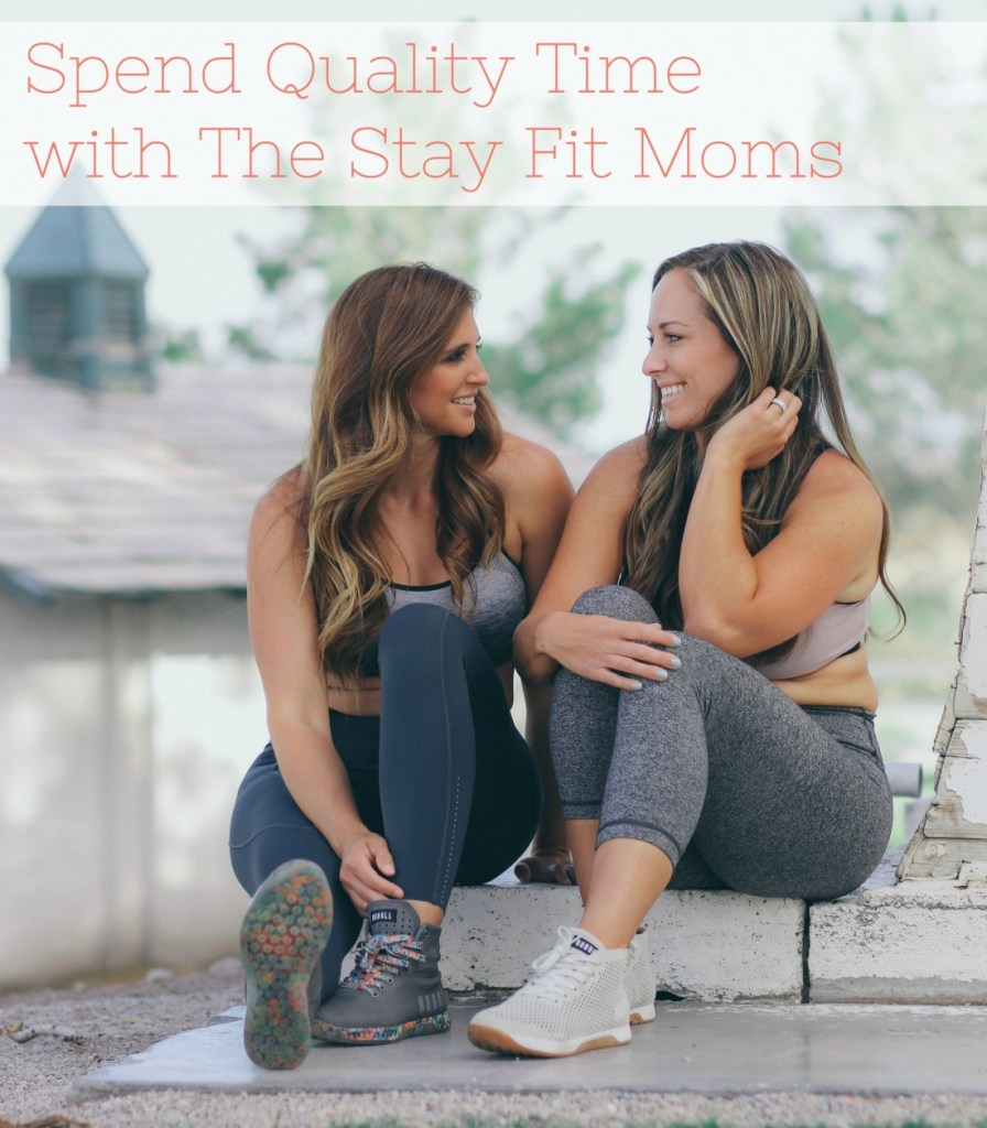 The Stay Fit Moms