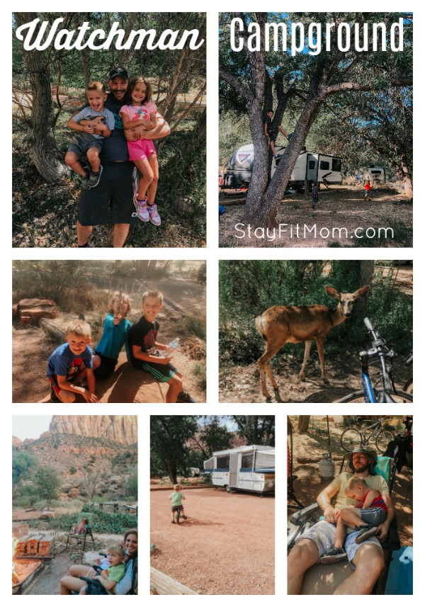 Family friendly trip to Zion by StayFitMom.com.