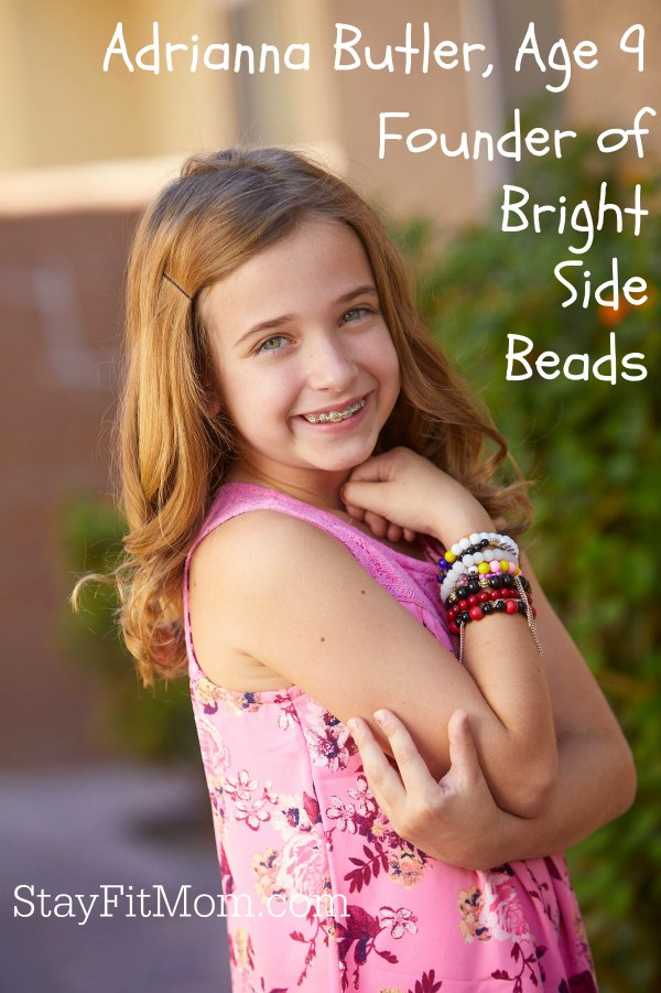 9 year old girl changes the world through her business.