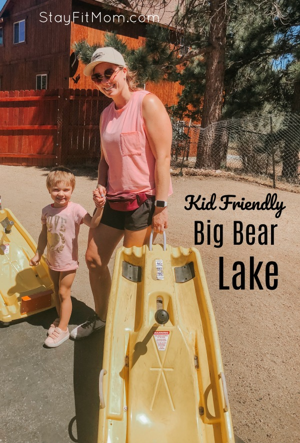 Everything you need to know about staying in Big Bear Lake with your family!