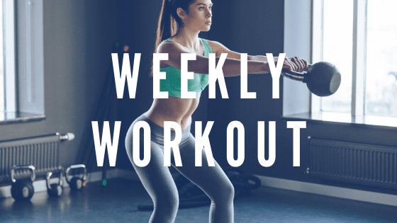 home workouts that require little to no equipment! #stayfitmom #homeworkout #homefitness #crossfit #crossfitwod