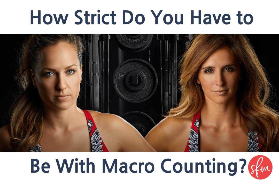 Macro Counting Tips #stayfitmom #macros #macrocounting