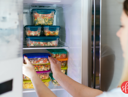 Macro calculated meals to prepare ahead of time. #stayfitmom #macros #macrorecipes #macrofriendly