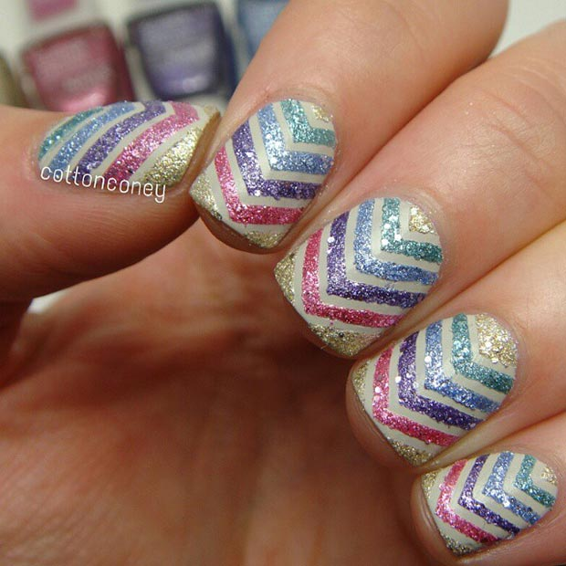 27 Cute Inspirational Pink Nails Designs