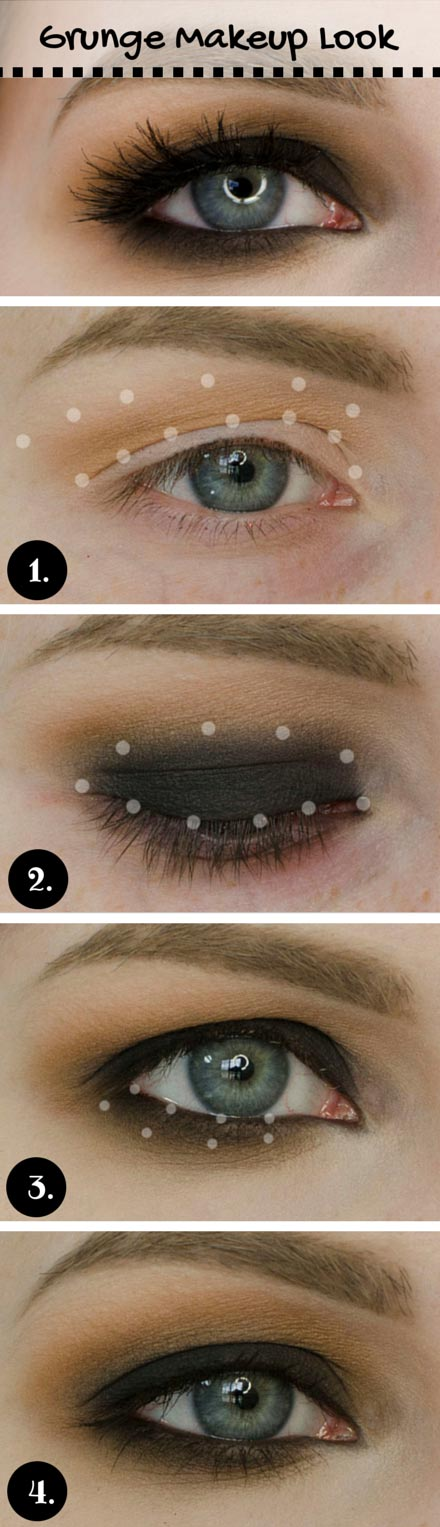 Grunge Makeup Tutorial