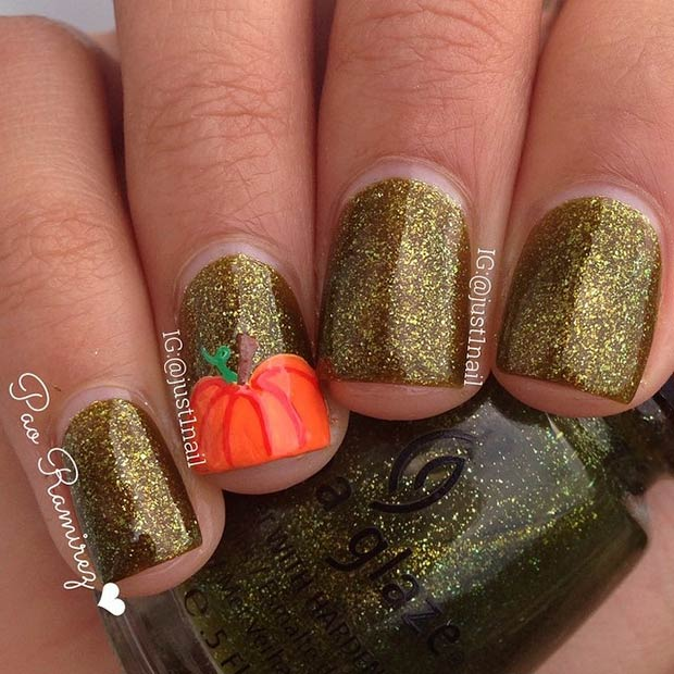 10 Cool Nail Designs to Try This Fall