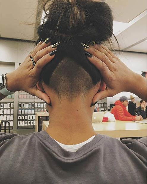 31 Trendy Undercut Styles For Bold Women Page 2 Of 3