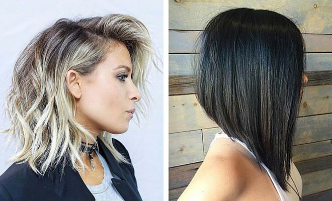 31 Lob Haircut Ideas For Trendy Women Page 3 Of 3 StayGlam