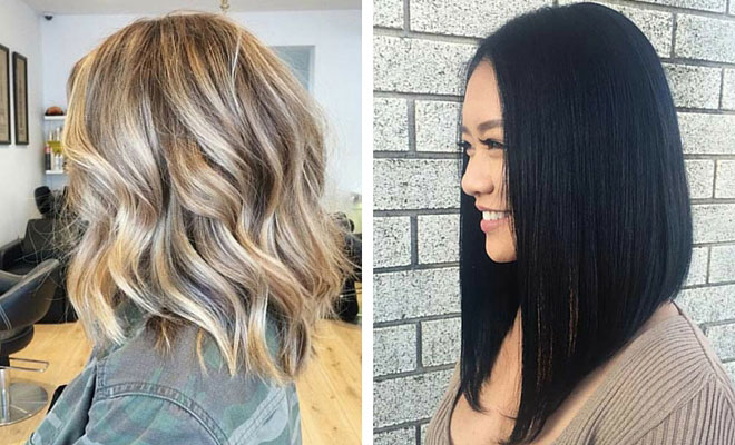 51 Gorgeous Long Bob Hairstyles StayGlam