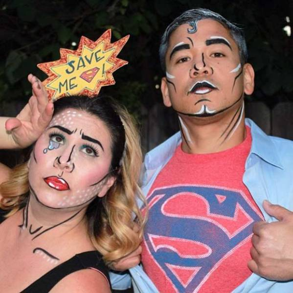31 Creative Couples Costumes for Halloween Page 3 of 3