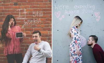 21 Cute And Creative Pregnancy Announcement Ideas Page 2