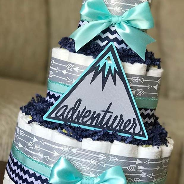10 Cool And Creative Ideas For A Boy S Baby Shower