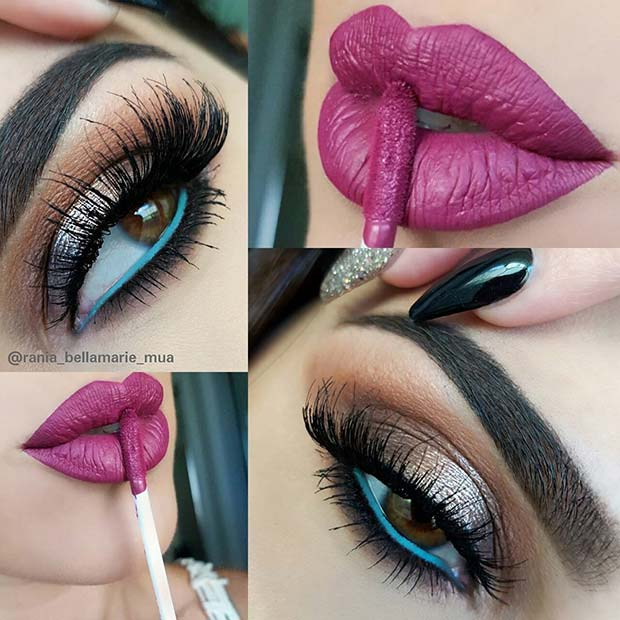 10 Bold and Beautiful Summer Makeup Ideas