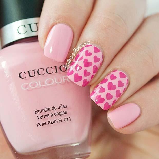21 Cute Valentine's Day Nail Ideas