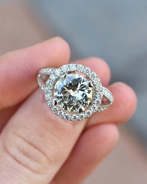 21 Most Beautiful Engagement Rings